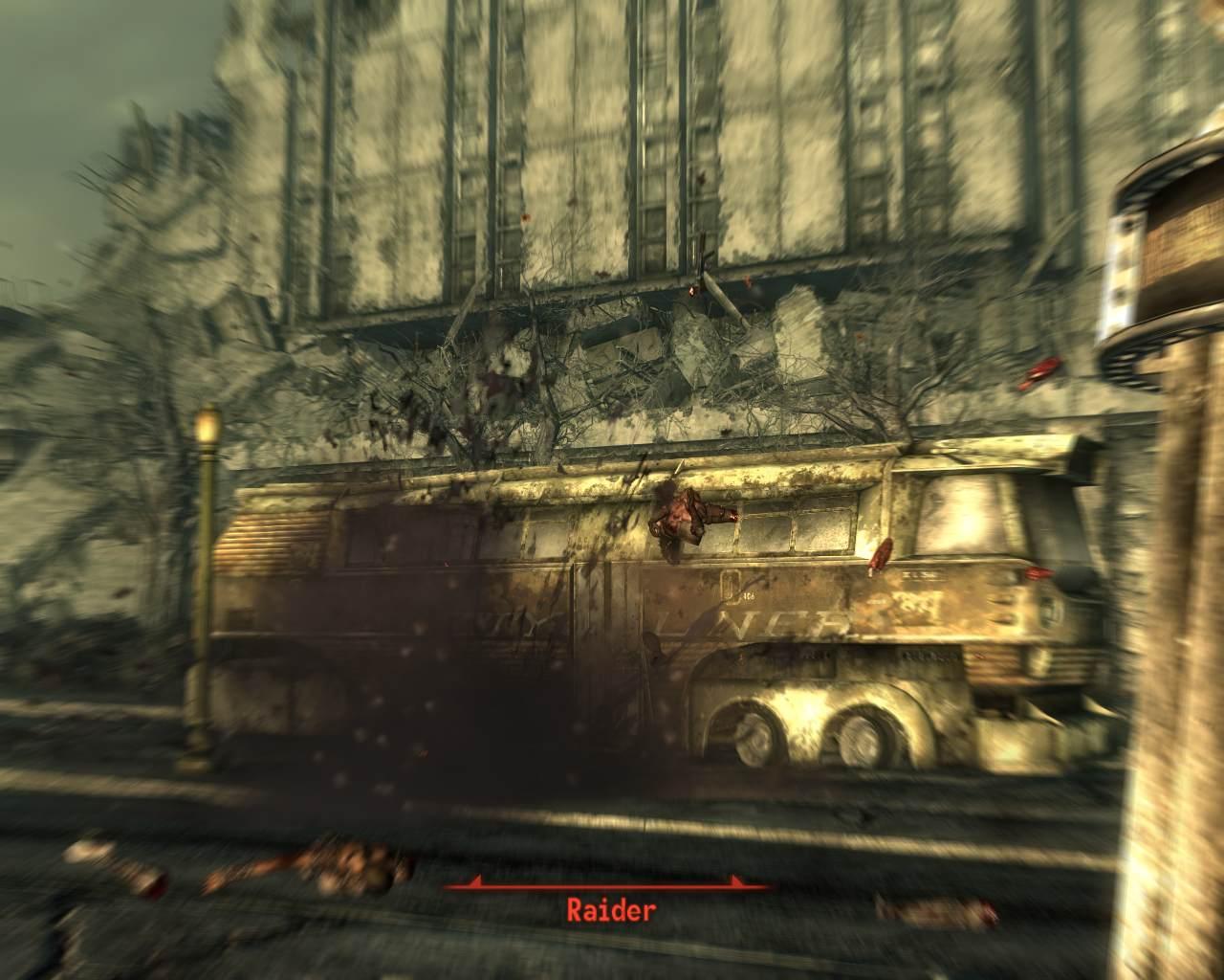 fallout 3 screenshots i took
