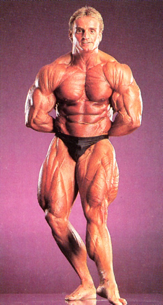 andreas munzer 1993 MR.Olympia