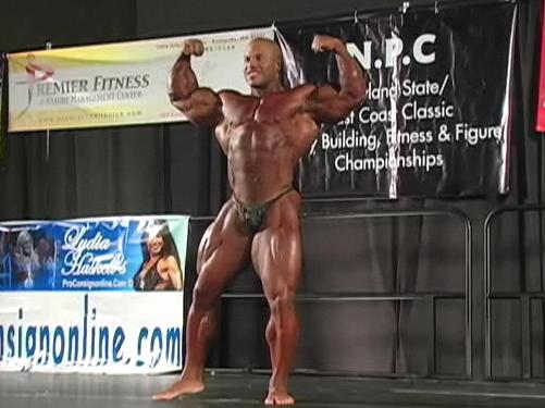 PHIL HEATH GUEST POSING - October 18th, 2008 - WITHOUT VICTOR MARTINEZ