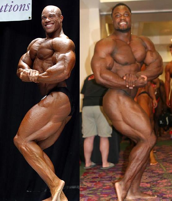 2005 PHIL HEATH VS. 2008 BRANDON CURRY