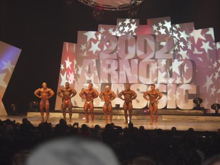 2002 ARNOLD CLASSIC - 270 POUNDS JAY CUTLER