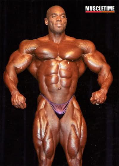 Ronnie Coleman Vs Flex Wheeler(1999 Olympia)