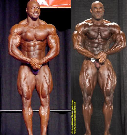 Toney Freeman vs Ed Nunn