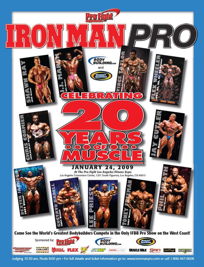New Ironman poster