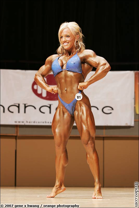 CINDY PHILLIPS - CANADIAN IFBB PRO