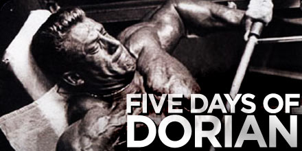 5 DAYS OF DORIAN
