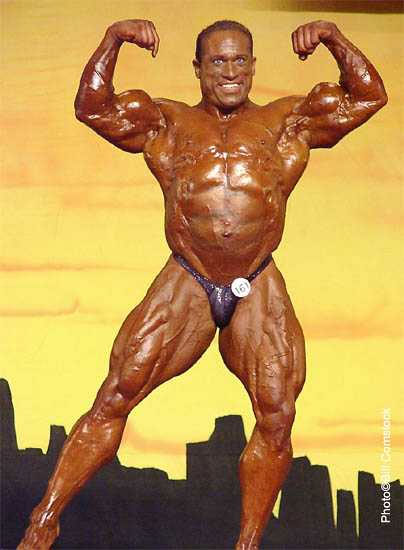 PRO Bodybuilders: Years they looked their best