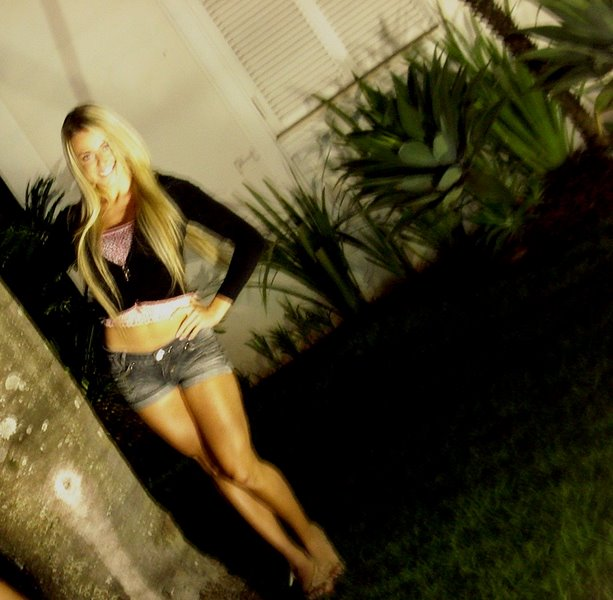 FERNANDA CARVALHO - BRAZILIAN ATHLETE AND MODEL