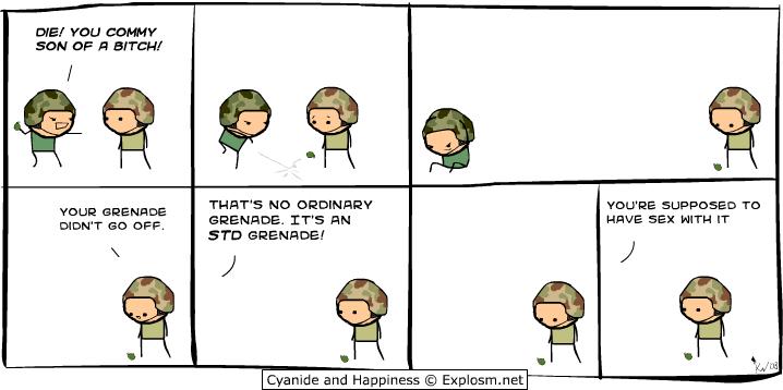STD Grenade!!!