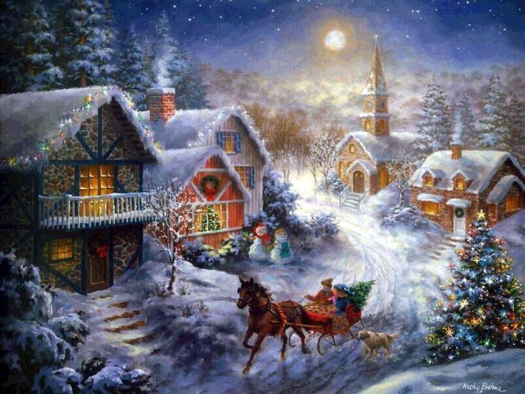 Official Christmas Thread