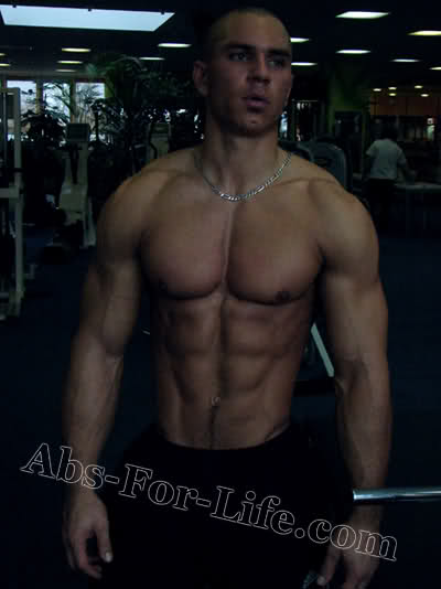 SiX PACK Training & Posing Video *My New Vid*