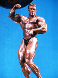DORIAN YATES ARTICLES - DAY FIVE - THE UNSEEN PICTURE OF YATES