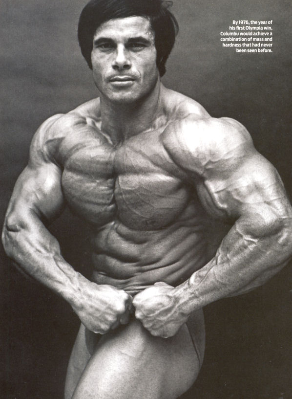 franco columbu workout program