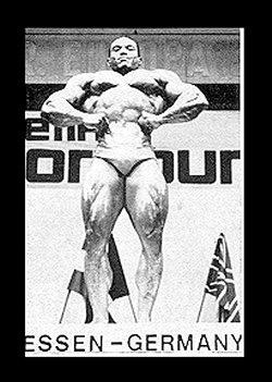 1972 MR. OLYMPIA  - ARNOLD 3x MR. O