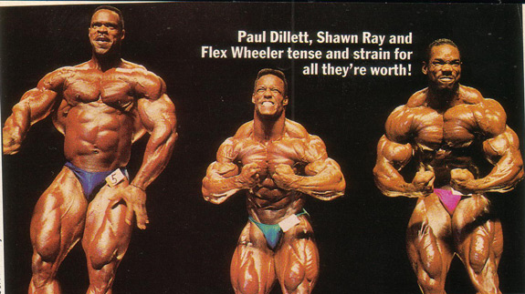 23 GREAT PICS OF PAUL DILLET