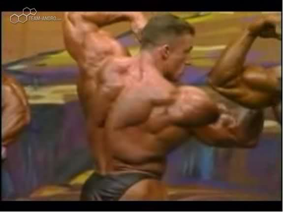 Mr Olympia 1995 Posedown