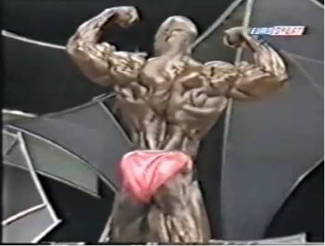 Flex Wheeler vs Ronnie Coleman 1997 Arnold Classic (videos)