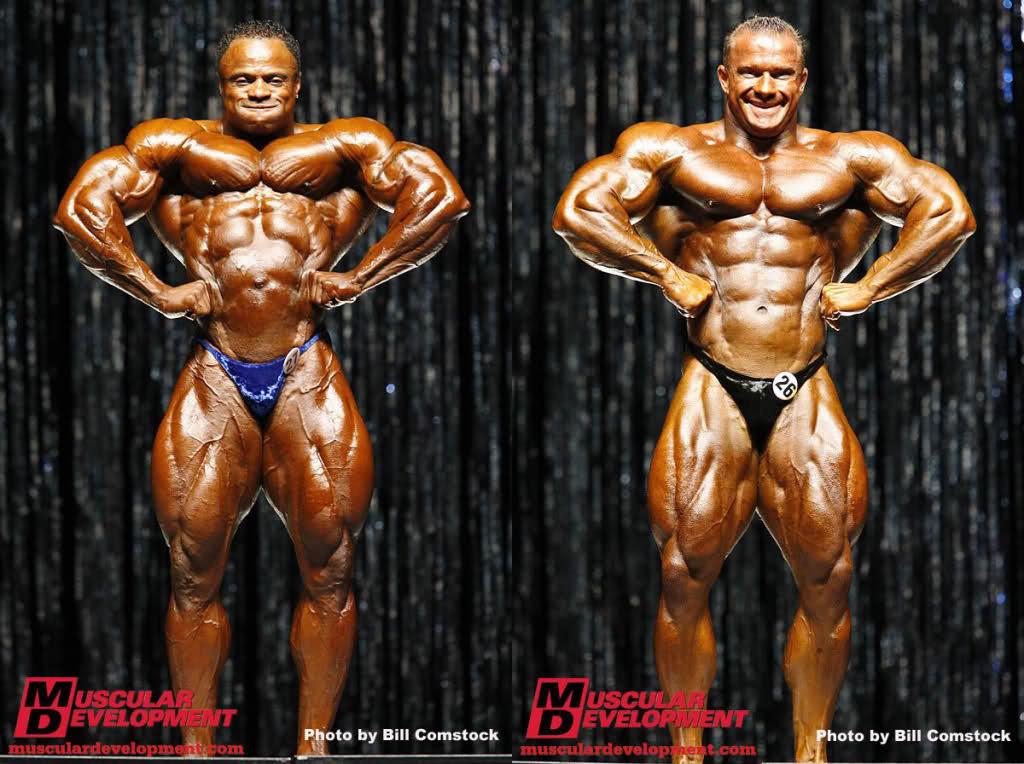 Silvio Samuel vs. Ronny Rockel vs. Moe Elmoussawi IronMan 09