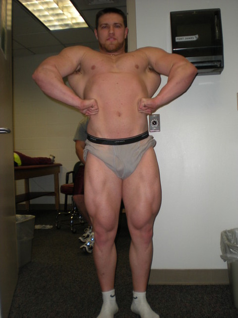 "2 Big Brubbahs trying to get ""Skinny"" (2009 11 Weeks Out)"