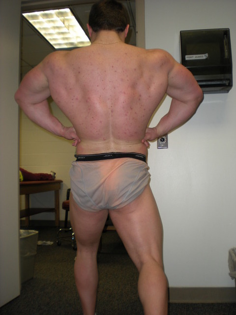 """2 Big Brubbahs trying to get """"Skinny"""" (2009 11 Weeks Out)"""