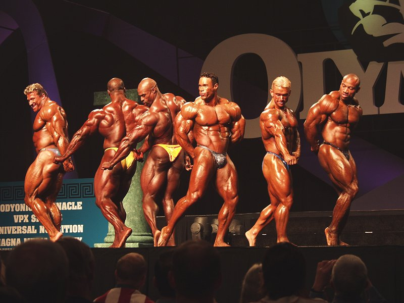 !!! 18 MR. OLYMPIAS... 1 PIC FOR EACH IS ENOUGH !!!
