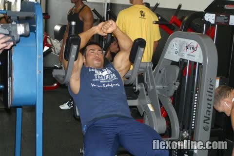 Hidetada Yamagishi 4 days out of Ironman!