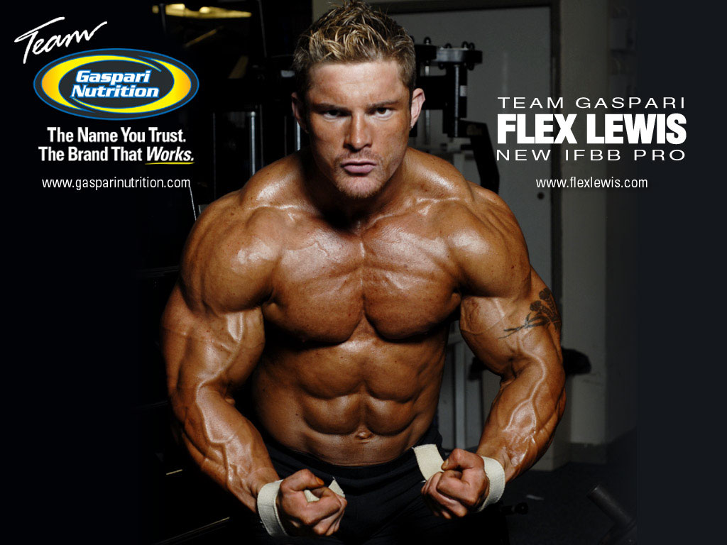 flex lewis - photo #7