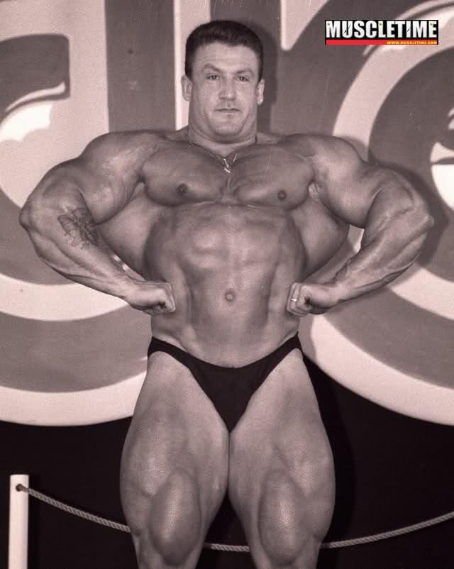 Dorian Yates 1994 FIBO