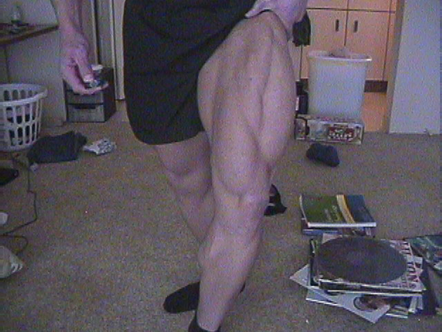 Show me your legs!