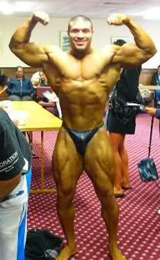 Grant Pieterse 7 weeks out to the Australian Pro Grand Prix