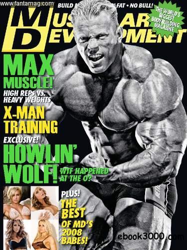 Muscular Development - January 2009(Online magazine-download)