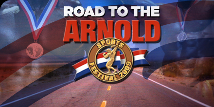 Road To The Arnold -  video series