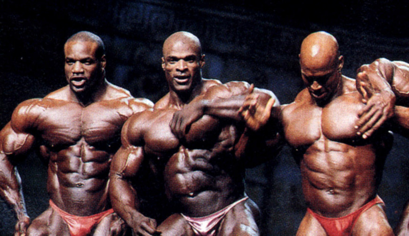 1999 MR. OLYMPIA - FREAKIN' AMAZING SCANS