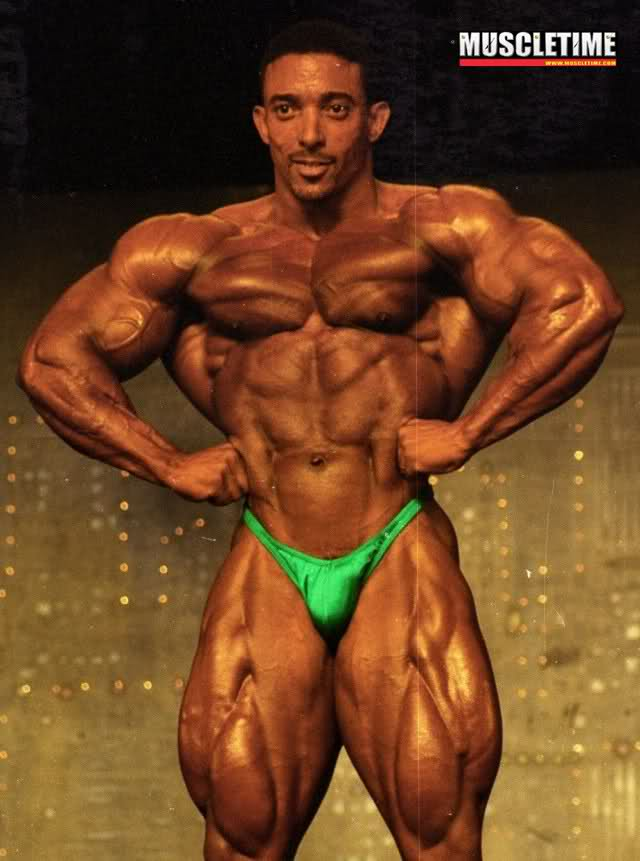 Victor Martinez routine at NPC Nationals 2000