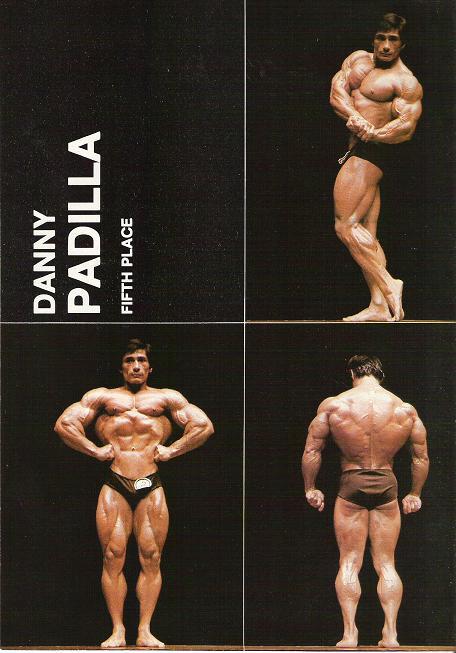 2009 Hall of Famer Danny Padilla