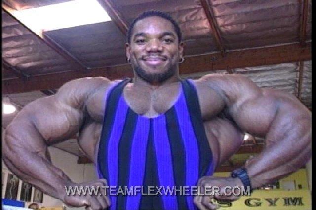 "Flex Wheeler ""Hard body"" DVD"