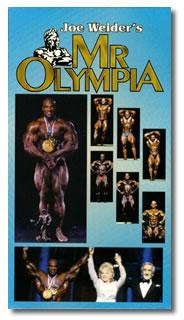 Mr Olympia 1999: Posing Routine Videos