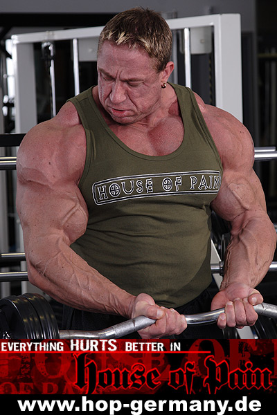 Official Markus Ruhl will Compete at New York PRO 2009