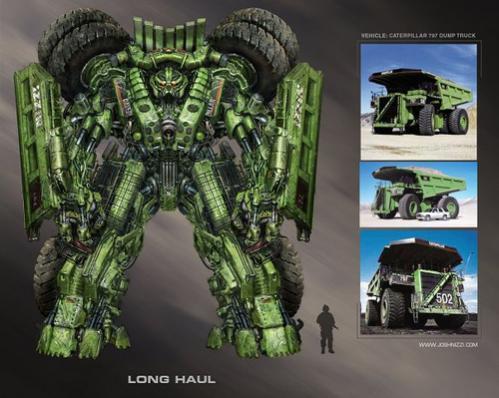Transformers 2 - Revenge Of The Fallen