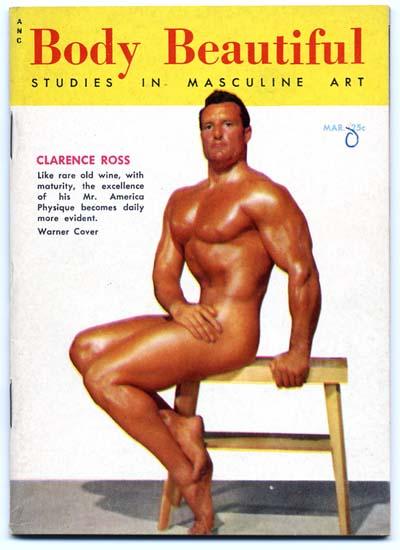 WTF!!! Joe Weider Published Gay Porn???