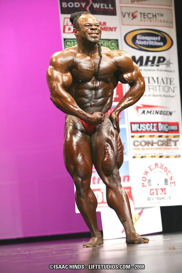 Kai Greene Video Series Road To The Arnold Classic