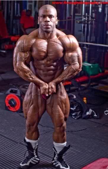Shaun Joseph-Tavernier -  Arnold Classic amatuer competitor