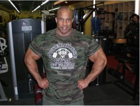 VICTOR MARTINEZ VIDEO SERIES ROAD TO THE ARNOLD CLASSIC