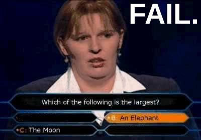 millionaire idiot fail 1