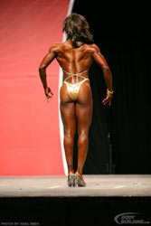 2009 Arnold Training Series: Tanji Johnson