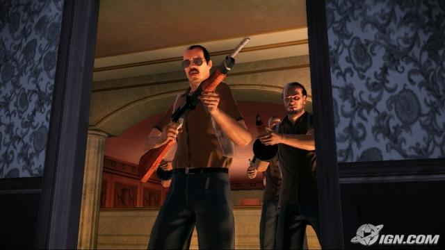 Godfather II (The Game)