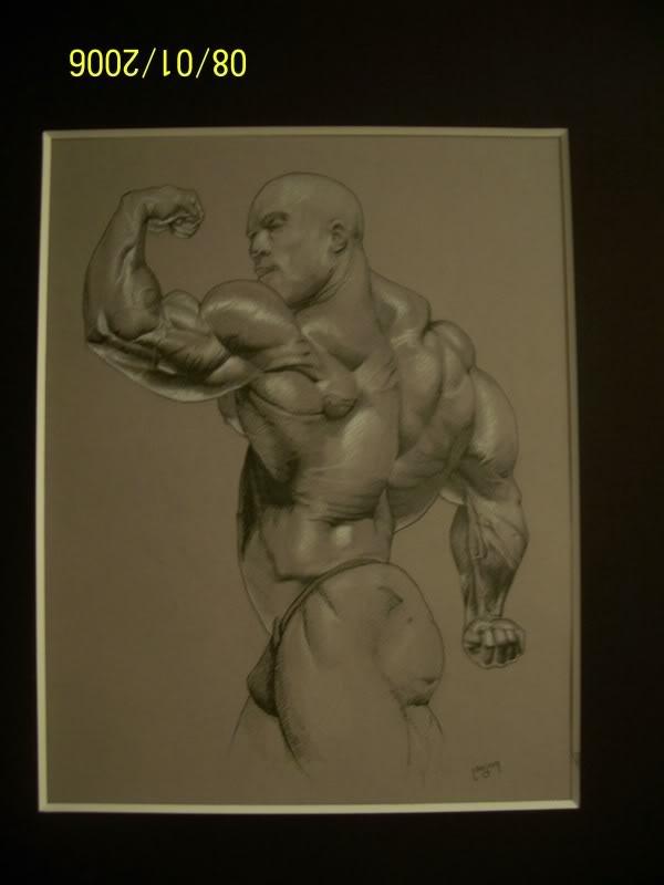 phil heath drawing