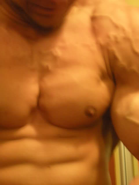 David Turk (Natural Monster) 4 Weeks Out