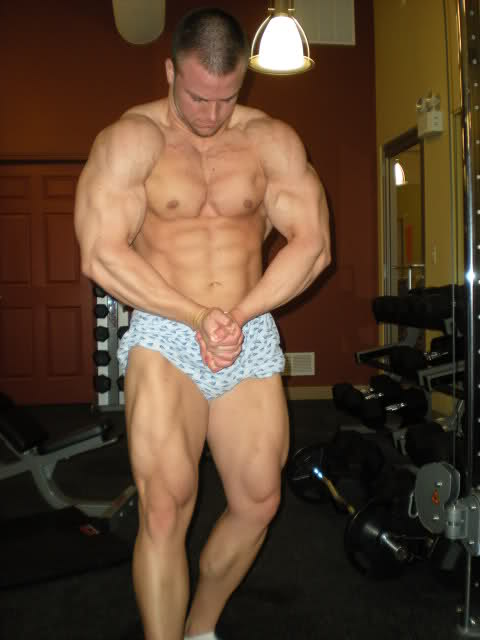 David Turk (Natural Monster) 4 Weeks Out