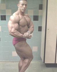 Troy Alves 4 weeks from Europa show